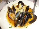 El Patio Espanol Mussels and Clams in White Wine